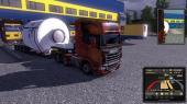 Euro Truck Simulator 2: Gold Bundle [v 1.9.13s + 3 DLC] (2013) PC | RePack