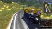 Euro Truck Simulator 2: Gold Bundle [v 1.9.4s + 3 DLC] (2013) PC | RePack