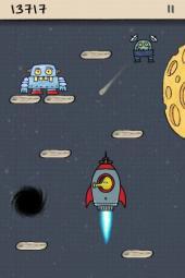 Doodle Jump - Be Warned (2009) iOS