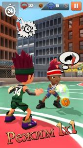 Swipe Basketball 2 (2015) Android