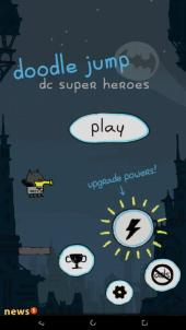 Doodle Jump DC Super Heroes (2015) Android