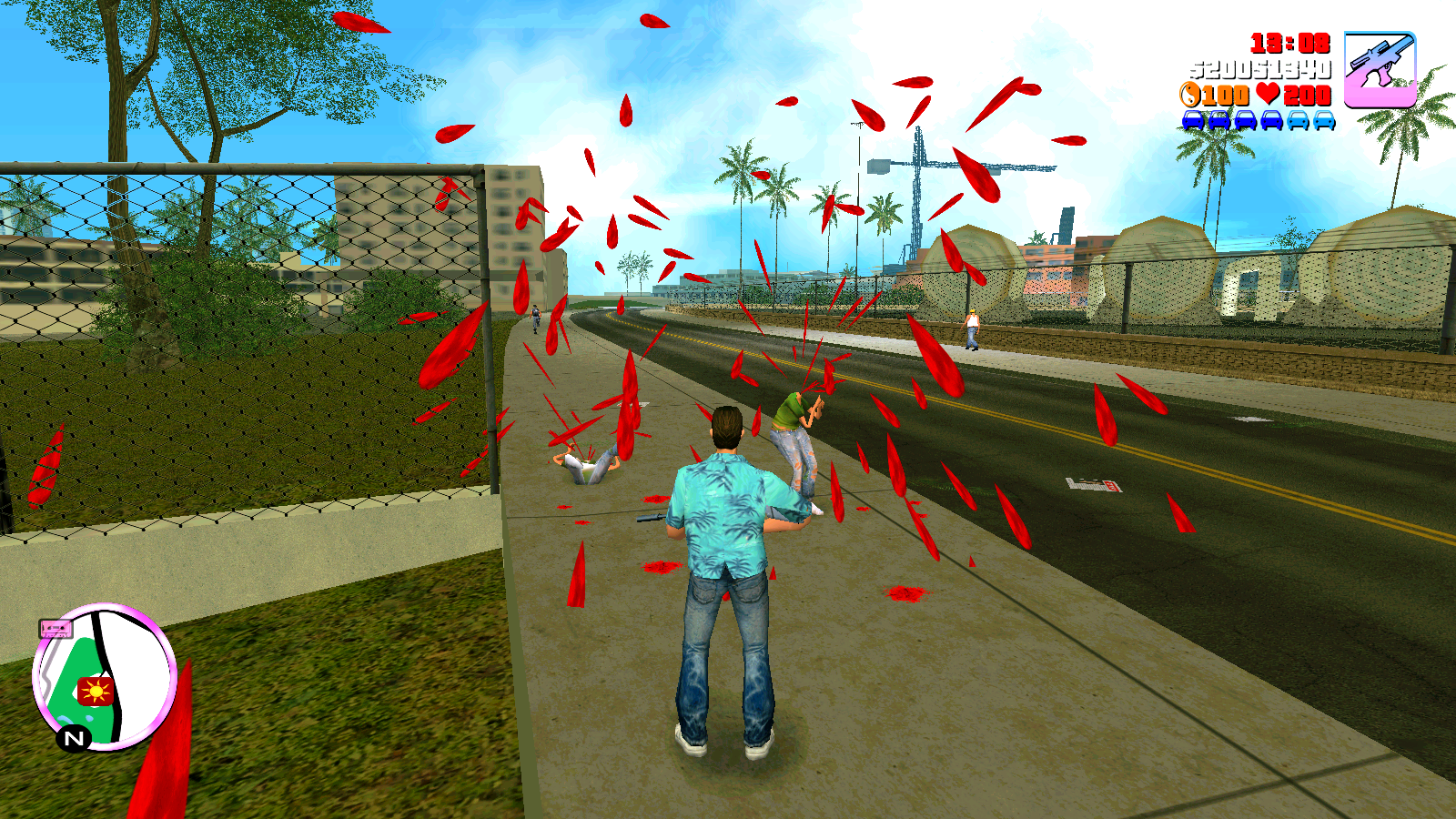 Gta vice city fucking bithc mod hentai scene
