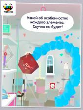 Тока: Лаборатория / Toca lab (2014) Android
